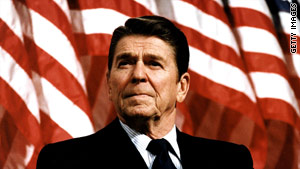 President Ronald Reagan was an actor and wasn't elected to public office until he was 55.