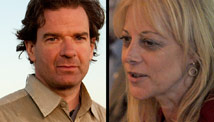 Peter Bergen and Karen Greenberg