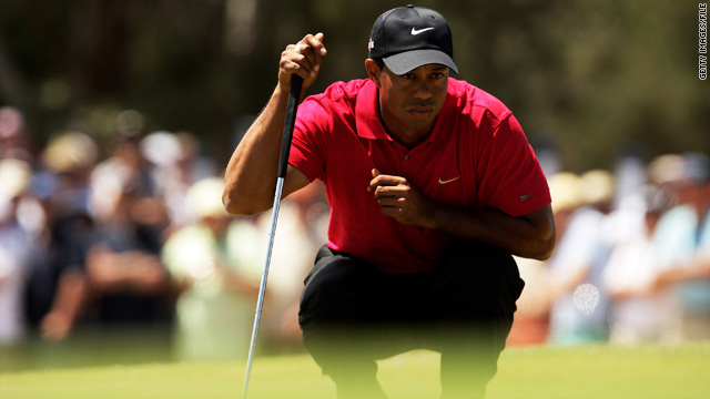 Roland Martin says Tiger Woods should be accountable to the public only for what he does as a golfer, not in his private life.