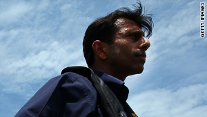 Louisiana Gov. Bobby Jindal is showing leadership in the oil spill crisis, says Ruben Navarrette Jr.