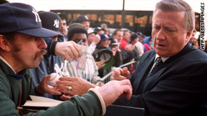 George Steinbrenner left an indelible mark on baseball say people who knew him.