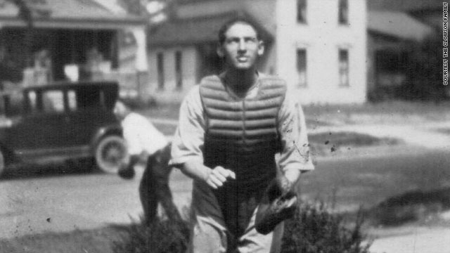 Alex Clowson played from 1935 to 1941 for teams like the Zanesville, Ohio, Greys, and the Oswego, New York, Netherlands.
