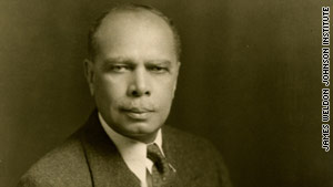 "James Weldon Johnson composed the hymn ""Lift Ev'ry Voice and Sing"" with his younger brother Rosamond."