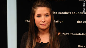 "Bristol Palin is remaining in the public eye, joining the contestants on ""Dancing with the Stars."""