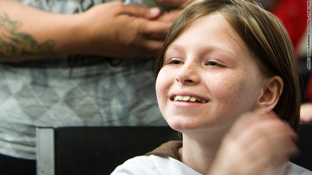 People in Hickory, North Carolina, have gone searching for 10-year-old Zahra Clare Baker.