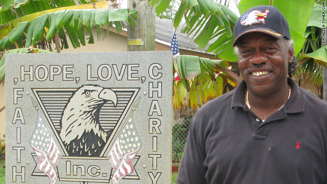 Roy Foster founded Faith*Hope*Love*Charity in 1994 to help military veterans in trouble find help.