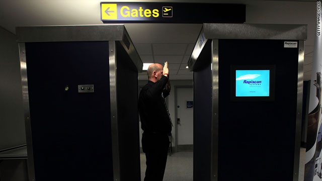 Bob Greene says the TSA seems to have been caught off guard by the anger generated by full-body scans.