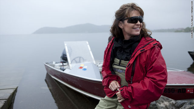 """Sarah Palin's Alaska,"" a new reality show on TLC, is attracting a large audience."