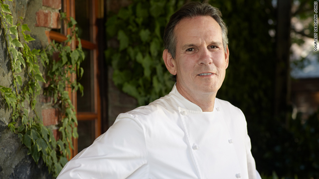 Thomas Keller's restaurants in California and New York have each earned three Michelin stars.