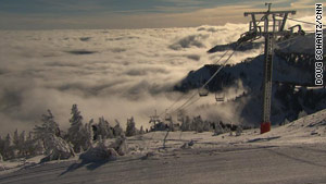 More tourists have visited Jackson Hole, Wyoming, vacation spots this season.
