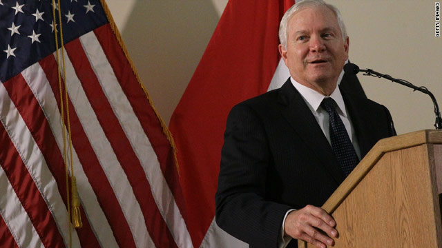 In addition to helping craft the strategy in Afghanistan, Robert Gates also worked to reshape the Defense Department's budget.