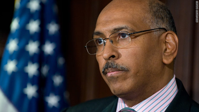 Republican National Committee Chairman Michael Steele is under fire from members of his own party.