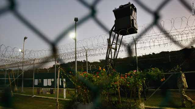A Pentagon report says 20 percent of former detainees at Guantanamo Bay are returning to terrorism activities.