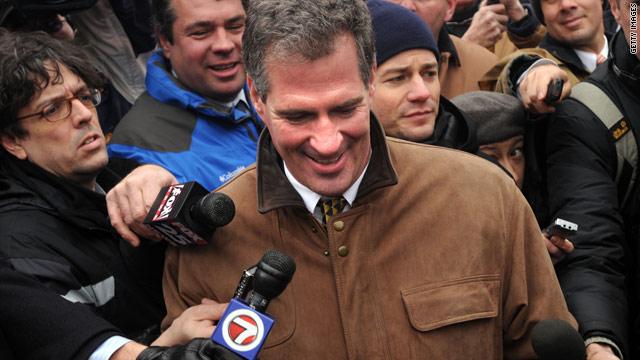 Republican Scott Brown has been capitalizing on voter anger.