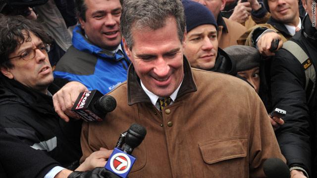 Republican Scott Brown has been capitalizing on voter anger.
