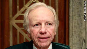Sen. Joe Lieberman said reforms have worked, but the Christmas Day attack suspect should not have been flying.