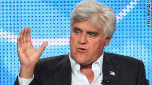 Jay Leno will be emcee of this year's White House Correspondents' Association dinner.