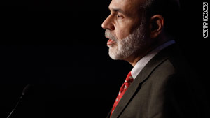 Ben Bernanke was approved by the Senate Banking Committee last month.