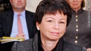 White House senior adviser Valerie Jarrett says President Obama has dramatically changed  how the U.S. is seen.
