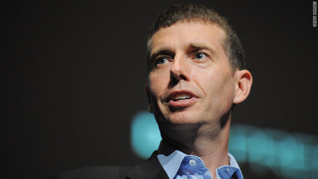 David Plouffe was President Obama's campaign manager in 2008.