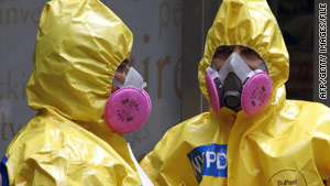 The federal government has been slow to recognize and respond to the threat of bioterrorism, a new report says.
