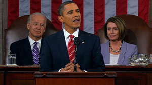 Opinions of President Obama's speech appear to fall along party lines.