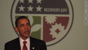 President Obama's economic stimulus plan has lost support, polls indicate.
