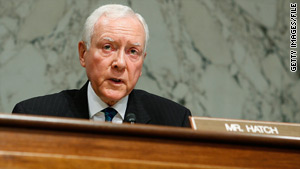 U.S. Sen. Orrin Hatch, R-Utah, has said major college football  should have an eight-game playoff.