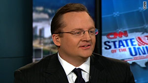 "White House press secretary Robert Gibbs says passing a health care bill is ""still inside the five-yard line."""