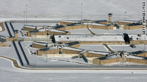 The budget calls for $172 million to buy and renovate the Thomson, Illinois, prison and $66 million to staff and equip it.