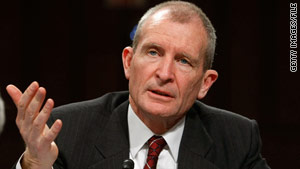 "Dennis Blair, U.S. national intelligence director, says, ""We're not careless about endangering American lives."""