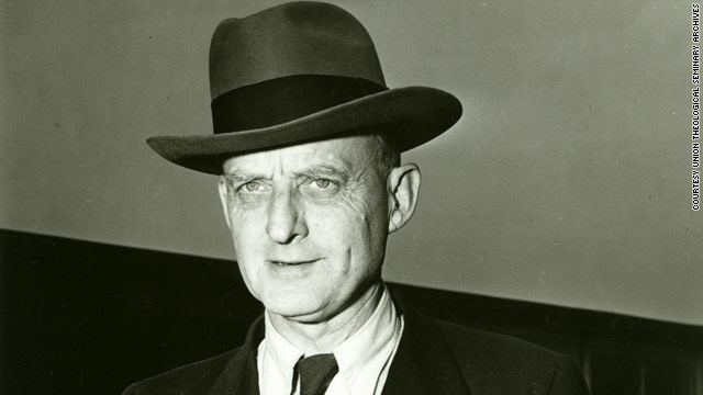 Obama called Reinhold Niebuhr his favorite philosopher, but few know about the controversial pastor today.