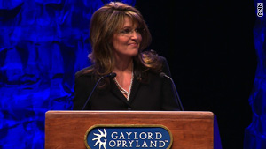 "In an interview broadcast on ""FOX News Sunday,"" Palin said she would consider a run for president in 2012."