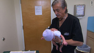Dr. Jaview Ramirez arrived in McAllen 30 years ago and helped create the county's first neonatal program.