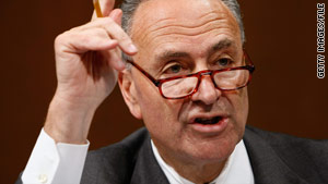 "Sen. Chuck Schumer, D-New York, calls the recent Supreme Court ruling on campaign finance ""corrosive."""