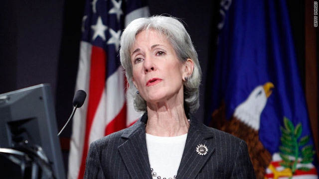 Sebelius pushes back, determined to make Obamacare website 'perfect'
