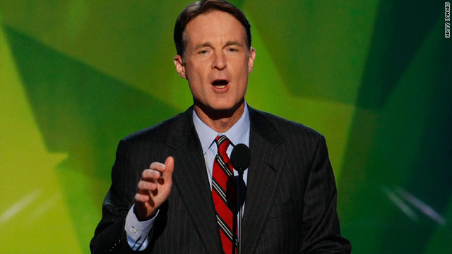 Veteran Democrat Evan Bayh says he will retire from the U.S. Senate at the end of the year.