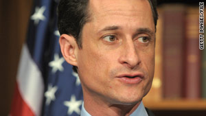 "Rep. Anthony Weiner says the Republicans he knows are ""a wholly owned subsidiary of the insurance industry."""