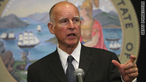 Jerry Brown, the once and future California governor? The current state attorney general leads in polls.