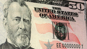 Ulysses S. Grant deserves to keep his place on the $50 bill for stabilizing the economy, one scholar said.