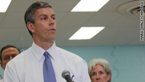 Education Secretary Arne Duncan said U.S. schools are falling behind the rest of the world.