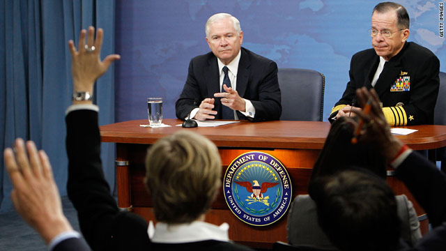 "Change in ""don't ask, don't tell"" is reflection of ""common sense"" and ""common decency,"" Robert Gates said."