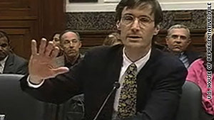 National Labor Relations Board appointee Craig Becker (shown in 2007) has drawn criticism from conservatives.