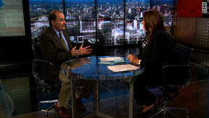David Axelrod's comments on U.S.-Israeli relations were notable, but not quite soundbite-able, Crowley says.