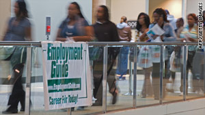 Extended unemployment benefits will expire for more than 200,000 people on Monday.