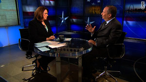 Lawrence Summers tells CNN's Candy Crowley that the economic trend has turned.