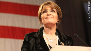 Sarah Palin has been a staunch Tea Party movement supporter.