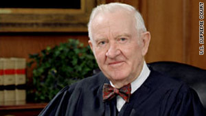 Justice John Paul Stevens was nominated to the Supreme Court by President Ford.