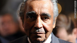 Rep. Charles Rangel is serving his 20th term in the U.S. House of Representatives.