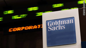 Goldman Sachs has been charged with fraud by the Securities and Exchange Commission.